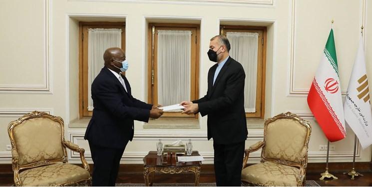 دیدار سفیر آفریقای جنوبی با امیرعبداللهیان؛ دعوت از رئیسی برای سفر به آفریقای جنوبی