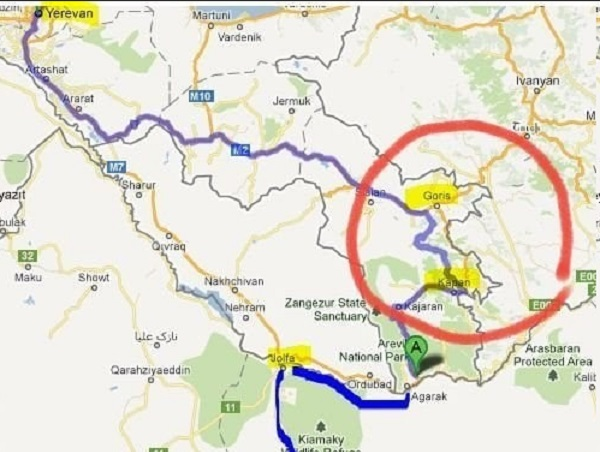 مشارکت ایران برای تکمیل جاده «تاتو» در ارمنستان/ معاون وزیر راه: آذربایجان از مسیر ترانزیتی ایران به اروپا حذف میشود