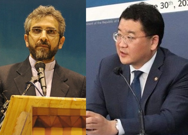رایزنی علی باقری با معاون وزیر خارجه کره جنوبی