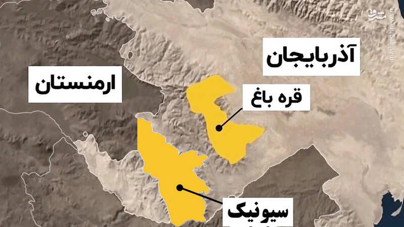 چرا اظهارات علی اف تا این حد مناقشه برانگیز شد؟ / آیا باکو به دنبال اشغال یک استان ارمنستان و تغییر مرزهای ایران و ارمنستان است؟